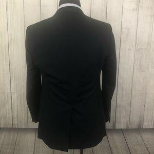 Brooks Brothers Suits & Blazers - Brooks Brothers 40R Navy Loro Piana Wool Blazer